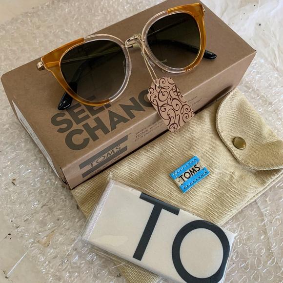 Toms Accessories - Tom's Rey Sunglasses